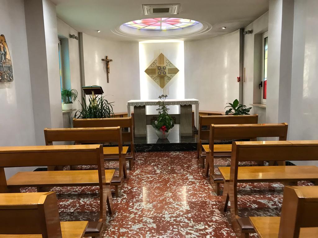 Cappella di Casa Paolo VI